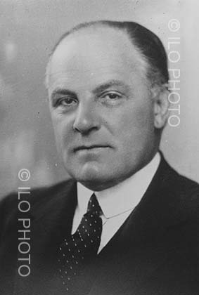 Harold B. Butler (United Kingdom), Second Director of the ILO, 1932-1938