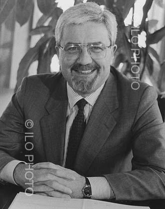 Michel Hansenne (Belgium), Eighth Director-General of the ILO, 1989-1999