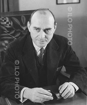 David A. Morse (USA), Fifth Director-General of the ILO, 1948-1970