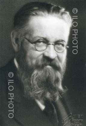Albert Thomas (France), First Director of the ILO, 1919-1932