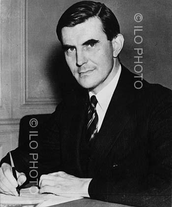 John G. Winant (USA), Third Director of the ILO, 1939-1941
