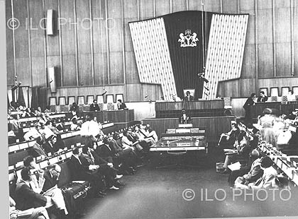 First African Regional Conference, Lagos, Nigeria, 1960.