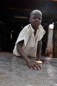 Child labour in Mali.