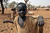 Young herdsman in Douentza, Mali.