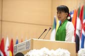 Speech by Ms Daw Aung San Suu Kyi, President of the National League for Democracy and Member of Parliament, Republic of the Union of Myanmar. 101st Session of the International Labour Conference. Geneva, 14 June 2012.