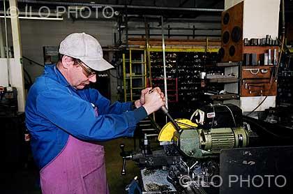 Michel machine operator mechanic workshop SaintHubert – Machine Mechanic