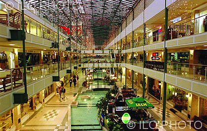 Inside The Promenade Shopping Center Warsaw Poland Ilo Photo Gallery Department Of