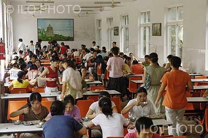 Hangzhou china comedor de la empresa paradise umbrella - Comedor empresa ...