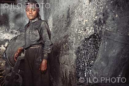 La lucha contra el trabajo infantil: La adopción de instrumentos legales contra el trabajo infantil