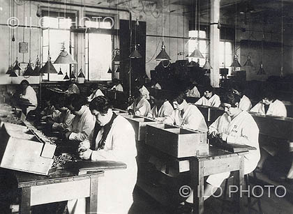 1919: The 1st ILO convention <br> The Regulation of working time
