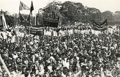 1948: 31a Reunión de la Conferencia Internacional del Trabajo <br> Libertad Sindical: Consolidar los cimientos de la OIT