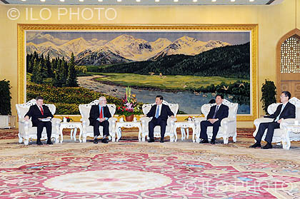 ILO-China cooperation: 10th anniversary of the MoU