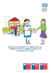 Guía de Seguridad y Salud en el Trabajo para Trabajadoras de Casa Particular