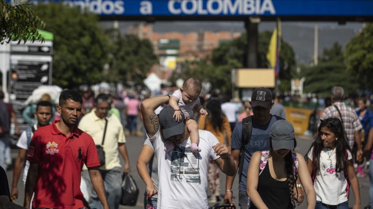Migración laboral: OIT lanza programa en respuesta a la situación de migrantes y refugiados venezolanos