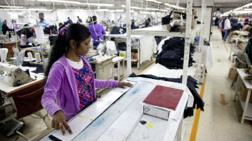 Jordan's garment sector removed from US forced labour listing