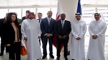 ILO inaugurates its first project office in Qatar