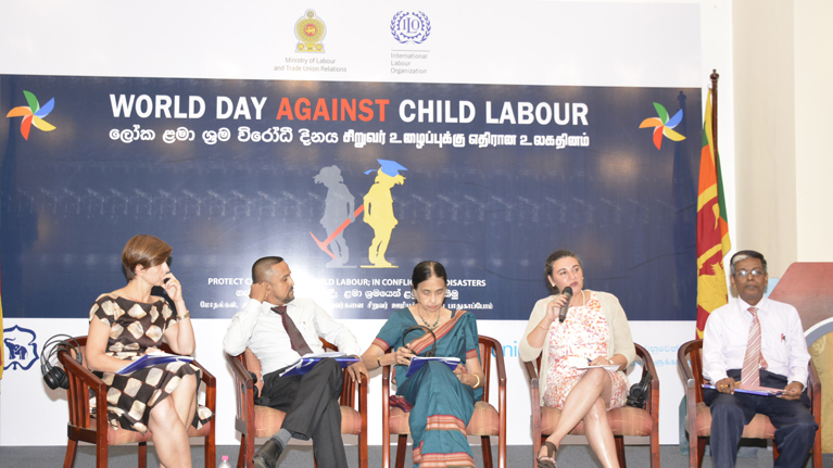 A discussion on the serious issue of child labor in our society