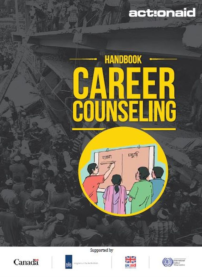 Handbook on career counselling (In English and Bangla)