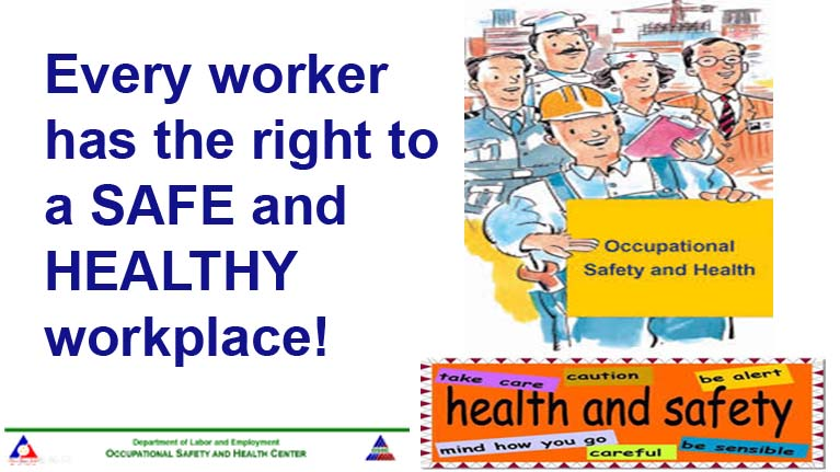 Safety and health at work: Capacity building on ...