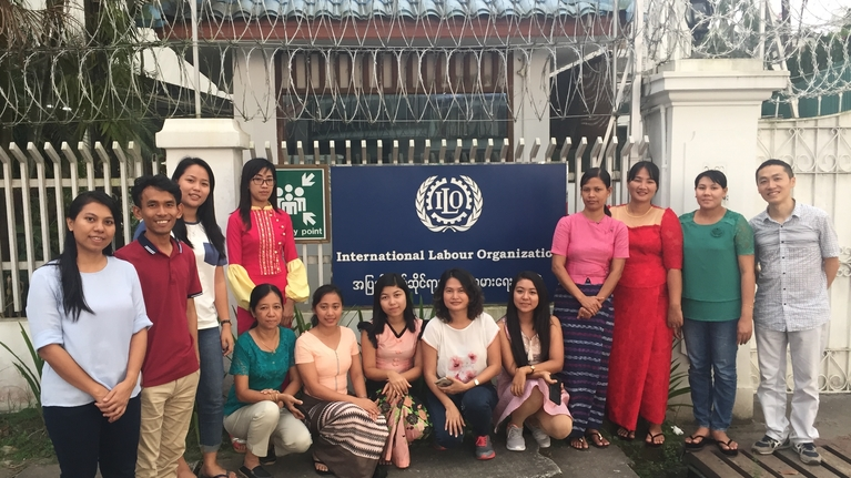 Industrial relations: Myanmar garment industry managers trained on