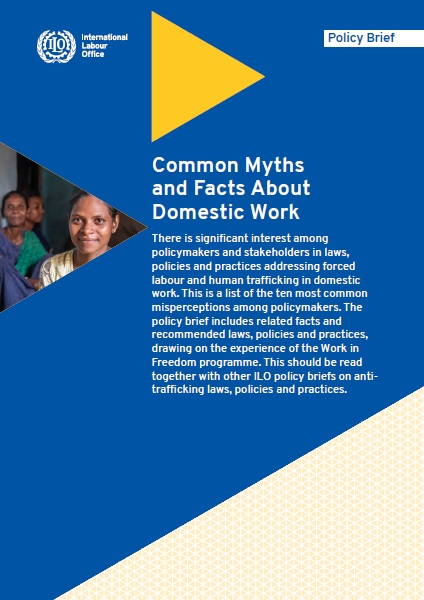 Ten Common Learning Myths That Might Be >> Policy Brief On Common Myths And Facts About Domestic Work