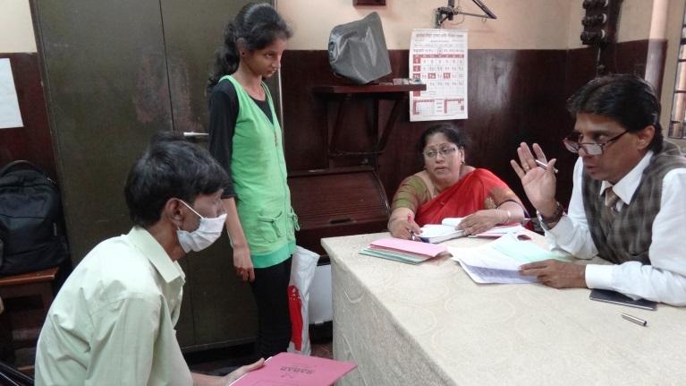 India: Luchar contra la tuberculosis en el lugar de trabajo