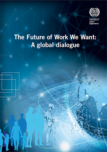 future of work The future of work centenary initiative the world of work is undergoing a major process of change in order to understand and to respond effectively to these new.