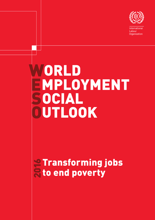 Image result for ILO to publish World Employment and Social Outlook ' Trends 2017 report