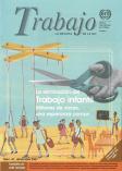 Descargar revista de la OIT N°61 del mes de  diciembre de 2007 sobre trabajo infantil y trabajo de las personas con  discapacidad