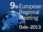 9th European Regional Meeting website