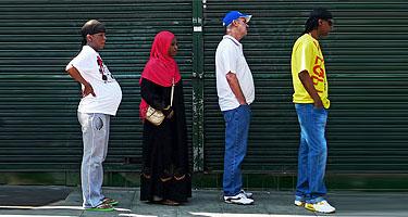 197 milhões de pessoas desempregadas em 2012, segundo a OIT. Foto:OIT