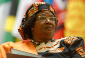 H.E. Dr Joyce Banda, President of the Republic of Malawi