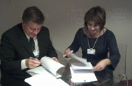 Netherlands signs new Partnership Programme with ILO