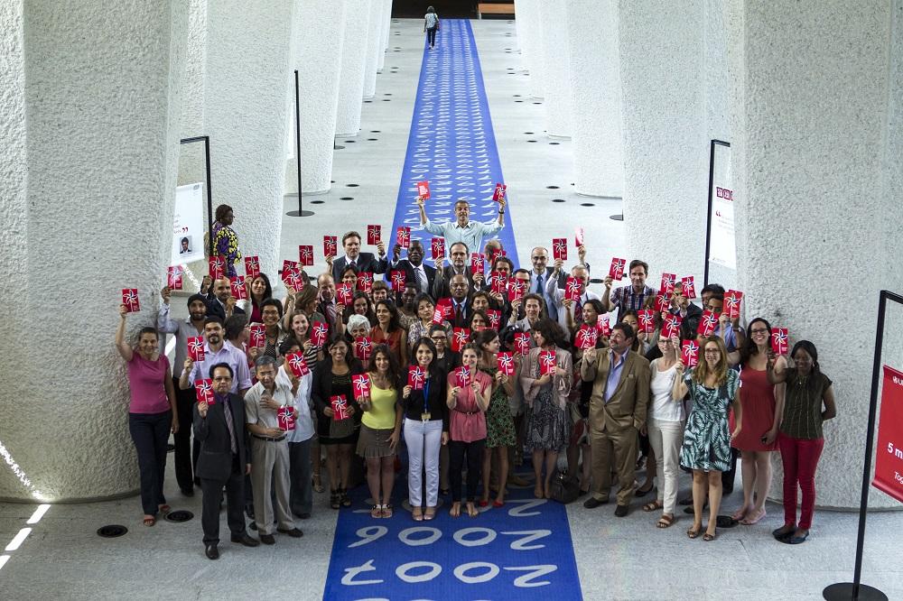Slideshow: Red Card around the world