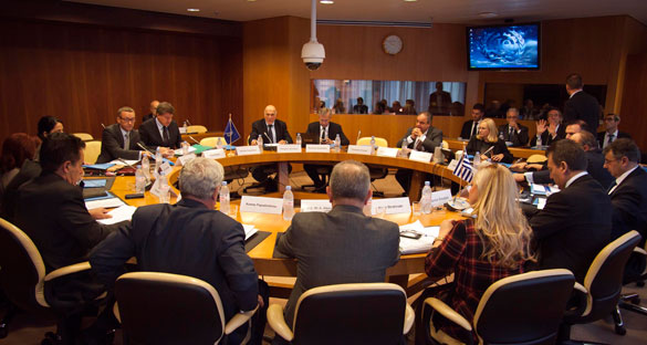 ILO hosts top-level talks to restart social dialogue on Greek labour questions