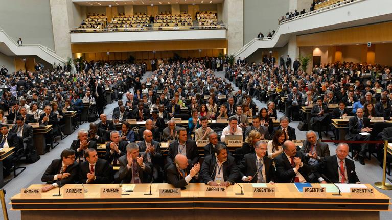104.a reunión de la Conferencia Internacional del Trabajo, 1-13 de junio de 2015