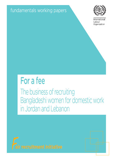 Fair recruitment initiative: For a fee: The business of recruiting