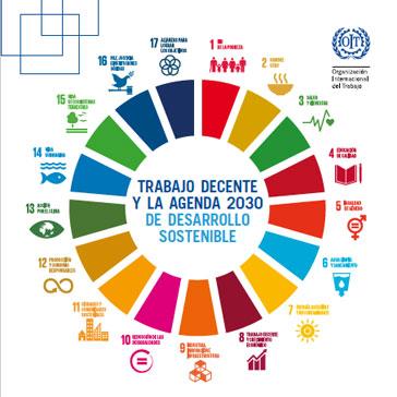 trabajo decente y la agenda 2030 de desarrollo sostenible