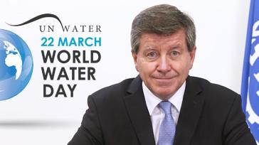 ¿Por qué desperdiciar agua?