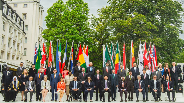 G20 agrees on policies to shape the future of work for inclusive growth and development