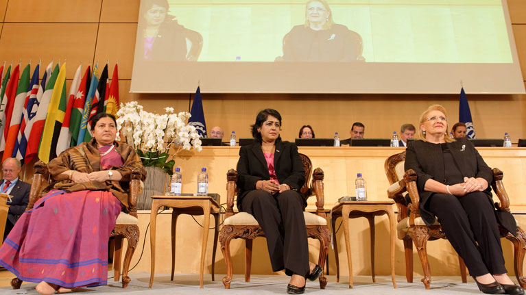 ILO World of Work Summit calls for a better future for women and men