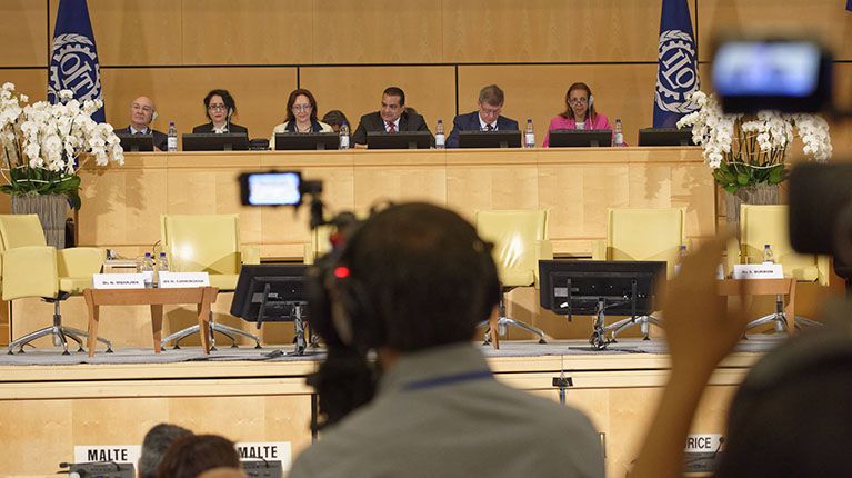 ILO ready to face most prominent world of work challenges