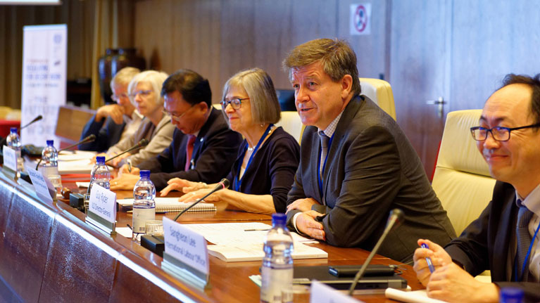 ILO meeting to focus on major transformations in the world of work