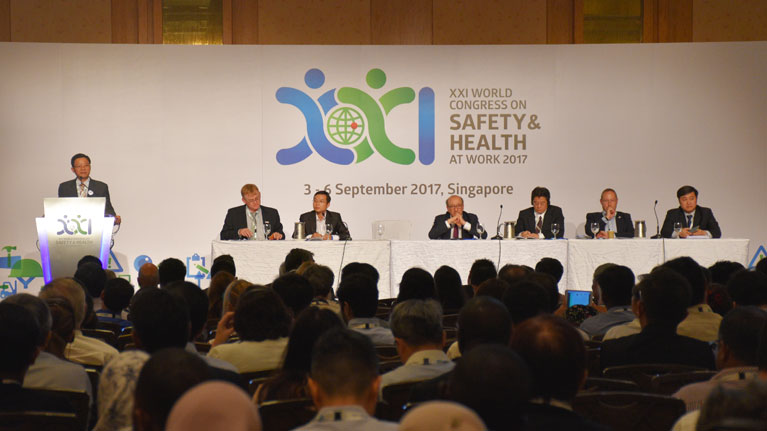 ILO head calls for global coalition on safety and health at work