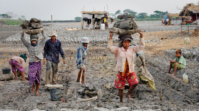 no time for play child labour in the philippines Child labour is a socio  the working children had no time to play or go  incidence of child labor in the philippines increased by almost 30 percent from.