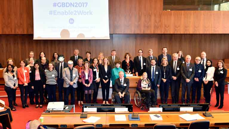 Three multinational enterprises join the ILO's Global Business and Disability Network