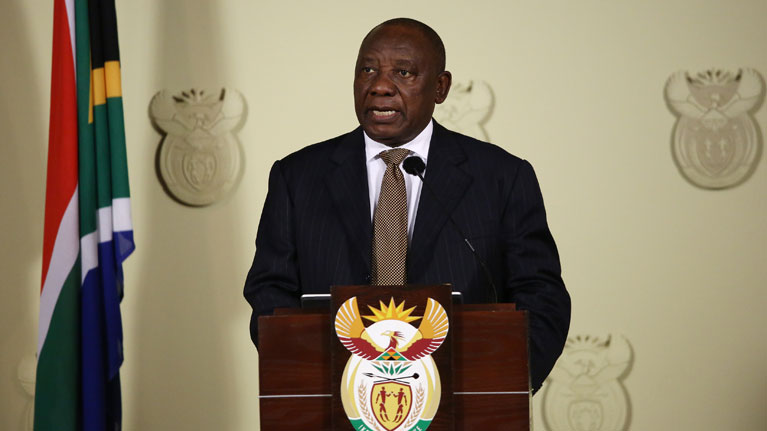 President Ramaphosa to co-chair Global Commission on the Future of Work