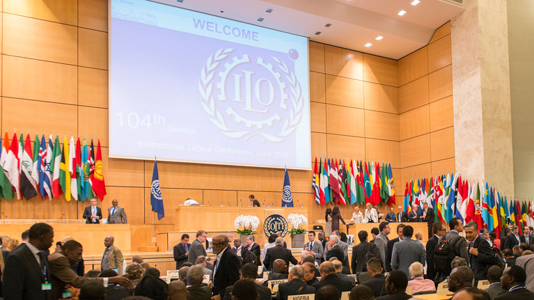 Preview of the 107th session of the International Labour Conference