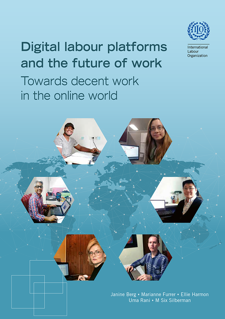 report digital labour platforms and the future of work towards