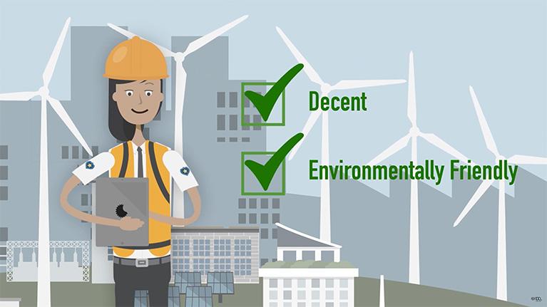Empleos verdes: La clave del desarrollo sostenible